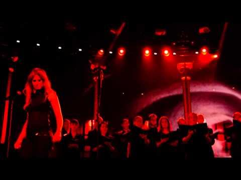 Eric Whitacre - Hurt - Ft Hila Plitmann - Itunes Festival - 2014