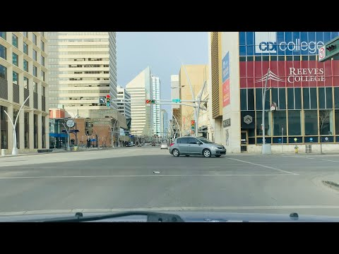 Edmonton - Heart of Downtown (Jasper Avenue)