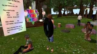 The Monster Mesh Invaded Second Life