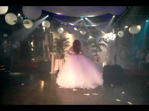 Juliette Jolie Vizcaya @ The Den Night club as KESHA BLOW