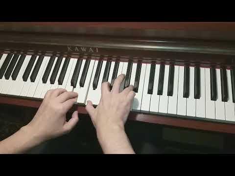 Pavel  Zakharov. «The Sea And Jazz» For 1 Piano 4 Hands  - Павел Захаров. «Море и джаз»  в 4 руки