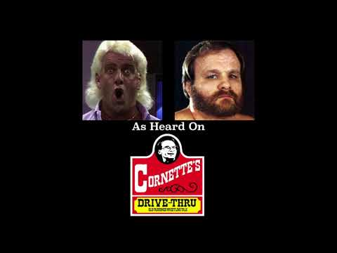 Jim Cornette on Why Ric Flair & Ole Anderson Don't Get Along