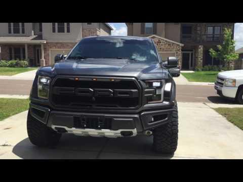 2017 Ford Raptor mods