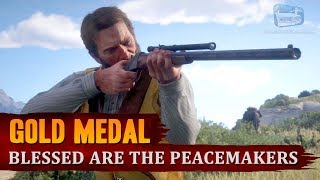 Red Dead Redemption 2 - Mission #39 - Blessed are the Peacemakers [Gold Medal]