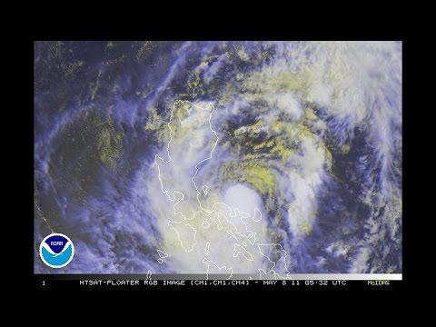 Tropical Storm Aere / Bebeng / 03W (2011)