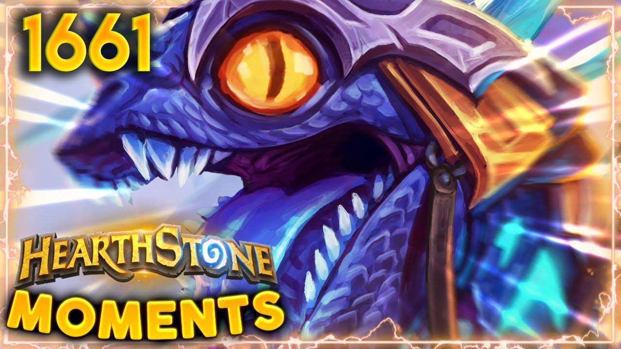 The SUPER OP Turn In Battlegrounds! | Hearthstone Daily Moments Ep.1661