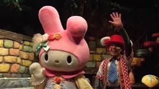 サンリオピューロランドで上演中のミュージカルショー「ちっちゃな英雄(...