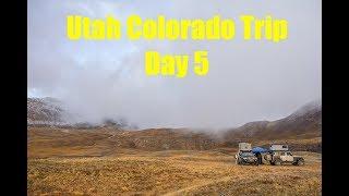 Download lagu Utah Colorado Overland Trip Day 5 NOA MP3