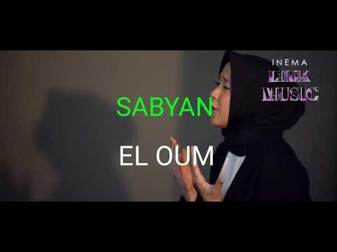 Nissa Sabyan - El Oum ( Lirik Music )
