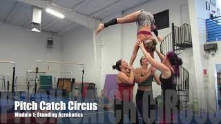 PITCH CATCH CIRCUS
