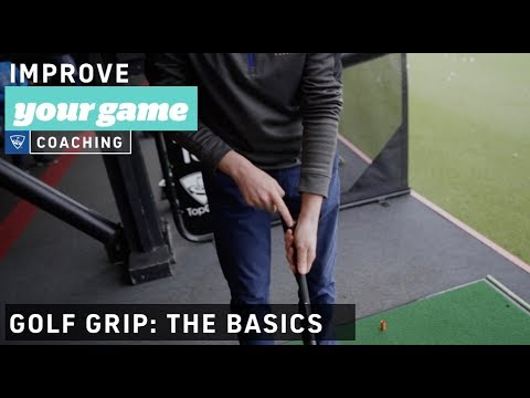 Golf Grip - Golf Lessons with Topgolf