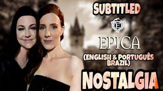 EPICA - NOSTALGIA FEAT AMY LEE (LEGENDADO ENGLISH & PORTUGUÊS BRAZIL)