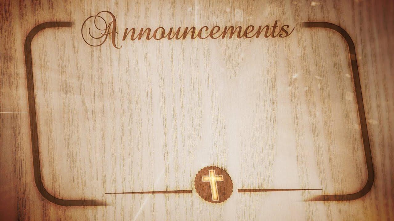 wood grain announcements motion youtube