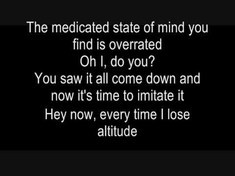 Red Hot Chili Peppers - Fortune Faded +  LYRICS
