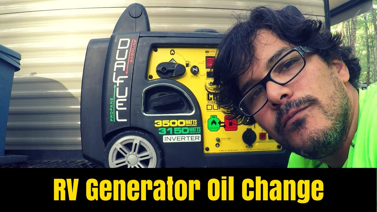 RV Generator - The Champion 3500 Watt Dual Fuel Inverter