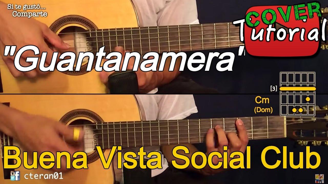 Guantanamera Buena Vista Social Club Coverguitarra Chords