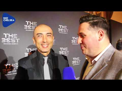 DI MATTEO RELIVES THE CHAMPIONS LEAGUE AND TALKS #THEBEST PLAYERS IN THE WORLD || #THEBEST