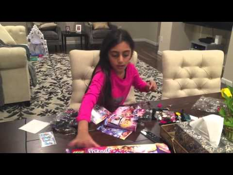 Lego Friends - Pop Star Show Stage Unboxing by Lanaa