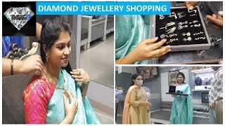 Diamond Jewellery Shopping / Exclusive Diamond Jewelleries With Prices & Unique designs / Sep2020