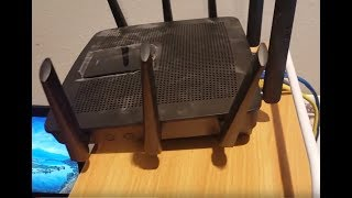 Linksys wireless router EA9500 review