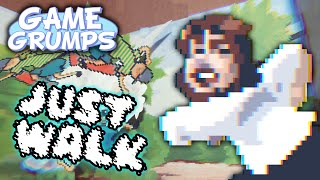 Game Grumps Animated - And Just Walk and Just Walk And - by Skywhaler