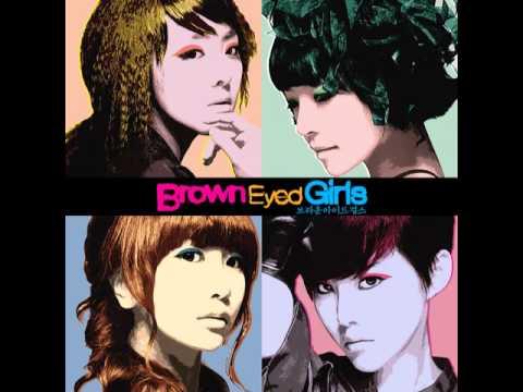 [Brown Eyed Girls] Mini Album My Style (2008)