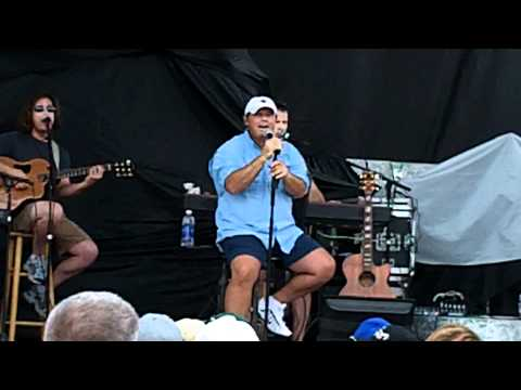 Sammy Kershaw QUEEN OF MY DOUBLE WIDE TRAILER Live 5/31/12 Hugefest Cape Coral Florida