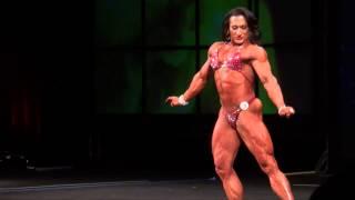 Tonia Moore 2014 Toronto Pro Supershow IFBB Pro Bodybuilding