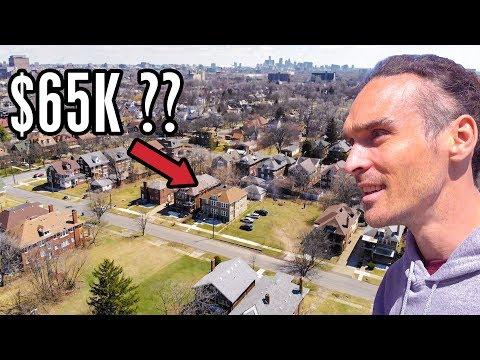 Should I Buy Detroit House for $65k?