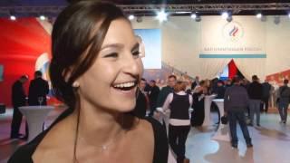 Красота, обаяние, стиль и улыбки Бала Олимпийцев 2016