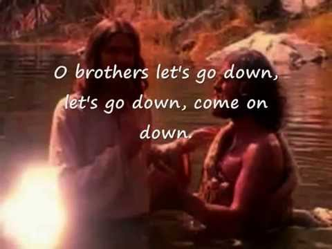 Down To The River To Pray Lyrics