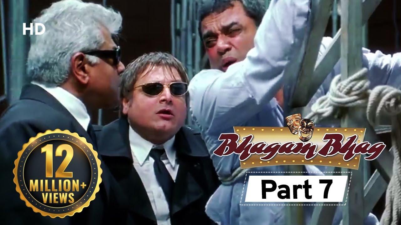 Download Bhagam Bhag 2006 (HD) - Part 7 - Superhit Comedy Movie - Akshay Kumar -  Paresh Rawal - Rajpal Yadav