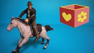 Horse toys | Animals | Bellboxes | juguetes para ninas | Toys for children | für kinder