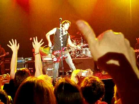 Rick Springfield Affair of the Heart  roses guitar smash