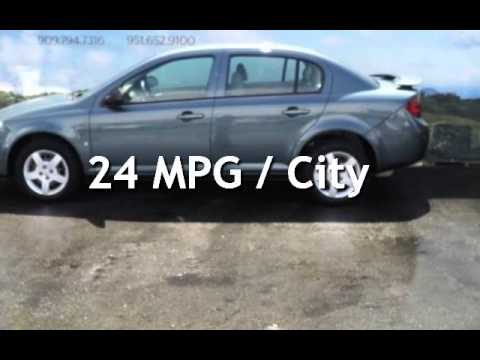 Used 2006 Chevrolet Cobalt Near Beaumont Ca Good Gas Mileage Cars