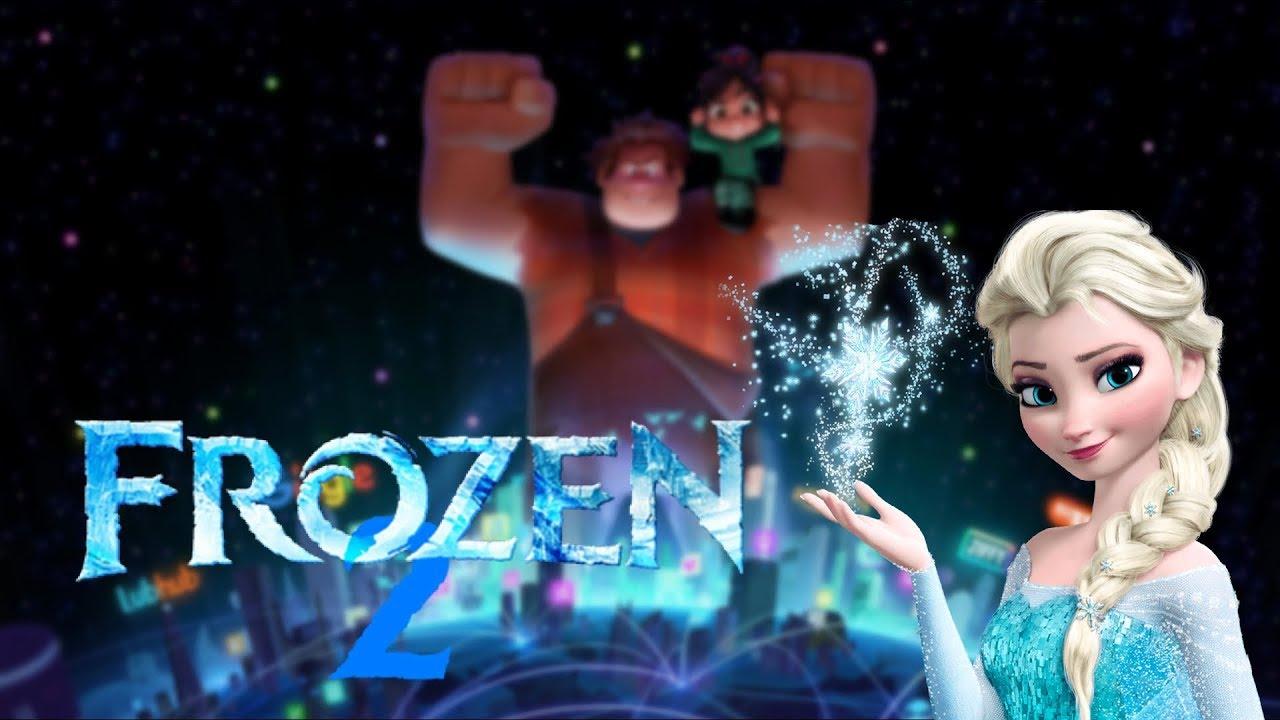 Frozen 2 Trailer Suomi