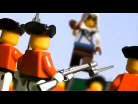Lego AssassinS creed 3 литерал