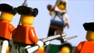 Lego Assassin'S creed 3 литерал