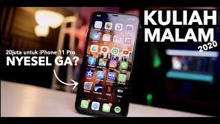 Pendapat Jujur! iPhone 11 Pro Setelah 5 Bulan Pemakaian by itechlife - Kuliah Malam 2020