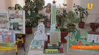 видео В детском саду прошел утренник, посвященный 8 марта