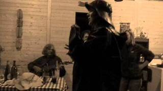 A Newfoundland Screech In Ceremony - Holiday Heidi.wmv