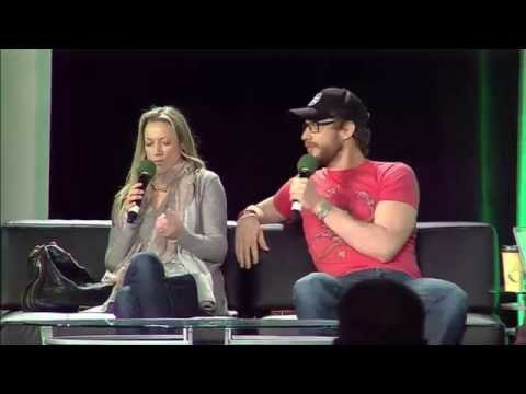 ECCC 2014: ECCC PRESENTS KRIS HOLDENRIED AND ZOIE PALMER