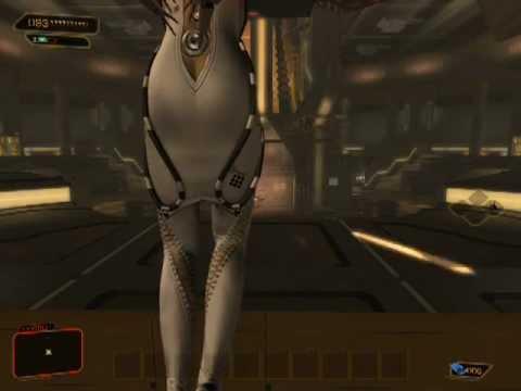 Defeating last boss Zhao empty-handed (Pacifist) - Deus Ex: Human Revolution