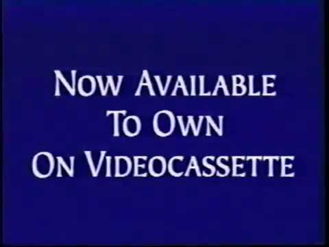 Now Available To Own On Videocassette