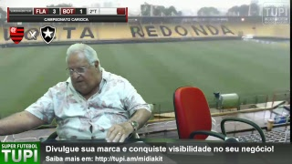 Flamengo 3 x 1 Botafogo - Semifinal da Taça Guanabara - 10/02/2018