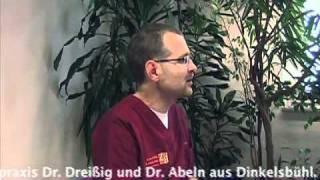 Zahnarztpraxis Dinkelsbühl Zahnarzt Dreissig: 03 Zusatzversicherung Zähne bei laufender Behandlung