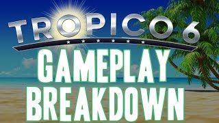 Tropico 6 Gameplay Breakdown (Step by Step of all the New Things in Tropico 6)