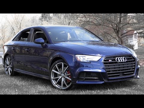 2018 Audi S3: Review