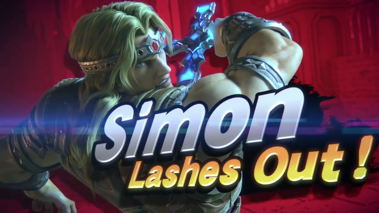 Image result for smash reveal simon