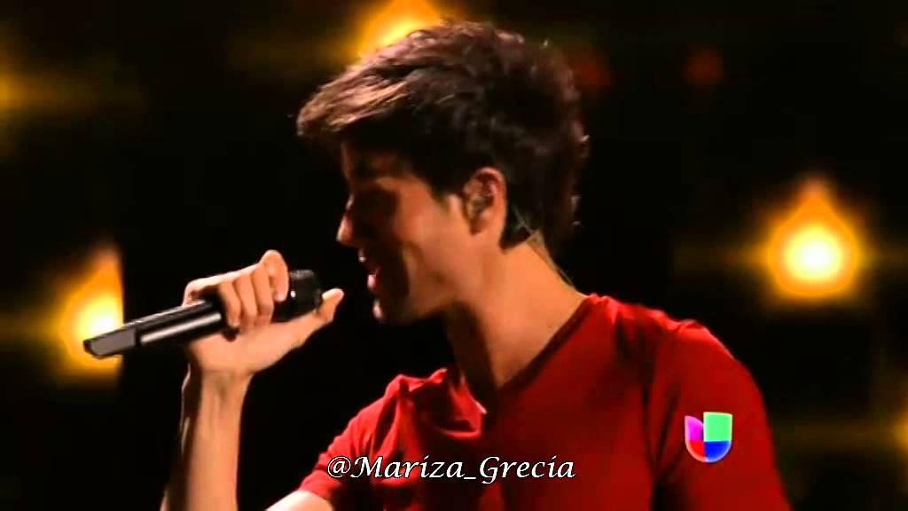 Enrique Iglesias Premios Lo Nuestro 2014 - YouTube